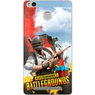 Силиконовый чехол Remax Xiaomi Redmi 3s PLAYERUNKNOWN'S BATTLEGROUNDS