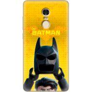 Силиконовый чехол Remax Xiaomi Redmi Note 4 Lego Batman