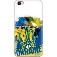 Силиконовый чехол Remax Xiaomi Redmi Note 5A Ukraine national team