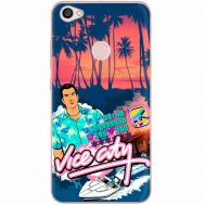 Силиконовый чехол Remax Xiaomi Redmi Note 5A Prime GTA Vice City