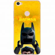 Силиконовый чехол Remax Xiaomi Redmi Note 5A Prime Lego Batman