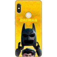 Силиконовый чехол Remax Xiaomi Redmi Note 5 / Note 5 Pro Lego Batman