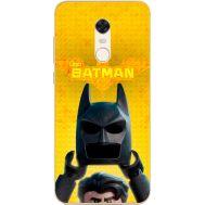Силиконовый чехол Remax Xiaomi Redmi 5 Plus Lego Batman