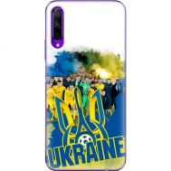 Силиконовый чехол Remax Huawei Honor 9X Pro Ukraine national team