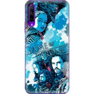 Силиконовый чехол Remax Huawei Honor 9X Pro Game Of Thrones