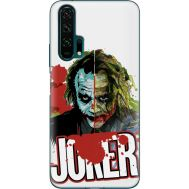 Силиконовый чехол Remax Huawei Honor 20 Pro Joker Vector