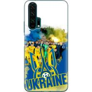 Силиконовый чехол Remax Huawei Honor 20 Pro Ukraine national team