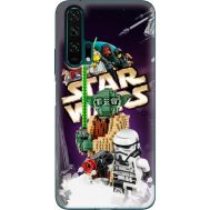 Силиконовый чехол Remax Huawei Honor 20 Pro Lego StarWars