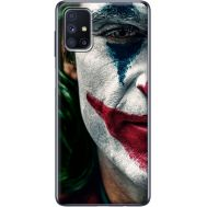 Силиконовый чехол Remax Samsung M515 Galaxy M51 Joker Background