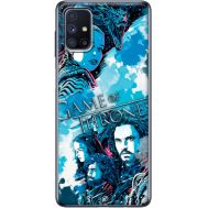 Силиконовый чехол Remax Samsung M515 Galaxy M51 Game Of Thrones