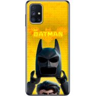 Силиконовый чехол Remax Samsung M515 Galaxy M51 Lego Batman