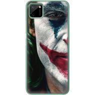Силиконовый чехол Remax Realme C11 Joker Background