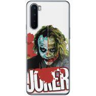 Силиконовый чехол Remax OnePlus Nord Joker Vector