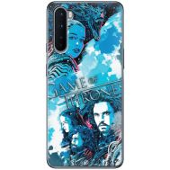 Силиконовый чехол Remax OnePlus Nord Game Of Thrones