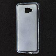 Чехол для Samsung Galaxy A7 2016 (A710) матовый / прозрачный