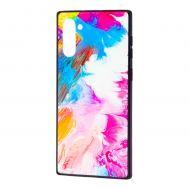 Чехол для Samsung Galaxy Note 10 (N970) Picasso розовый
