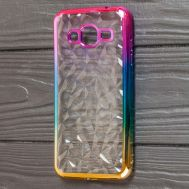 Чехол для Samsung Galaxy J2 Prime (G532) Prism Gradient розово золотистый
