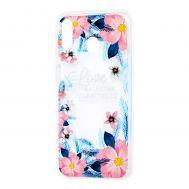 Чехол для Samsung Galaxy M20 (M205) Nice цветы