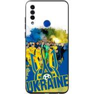 Силиконовый чехол Remax Meizu M10 Ukraine national team