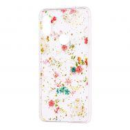 "Чехол для Xiaomi Redmi Note 6 Pro Flowers Confetti ""полевые цветы"""