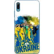 Силиконовый чехол Remax Huawei Y6 2019 Ukraine national team