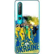 Силиконовый чехол Remax Xiaomi Mi 10 Ukraine national team