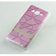 Чехол для Samsung J2 Prime G532 Goospery 3D темно розовый
