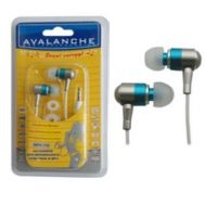 Наушники Avalanche MP3-115 blue