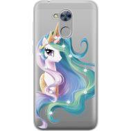 Силиконовый чехол BoxFace Huawei Honor 6A Unicorn Queen (934983-rs3)