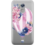 Силиконовый чехол BoxFace Huawei Honor 6A Pink Air Baloon (934983-rs6)