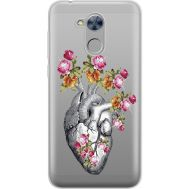Силиконовый чехол BoxFace Huawei Honor 6A Heart (934983-rs11)