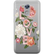 Силиконовый чехол BoxFace Huawei Honor 6A Love (934983-rs14)