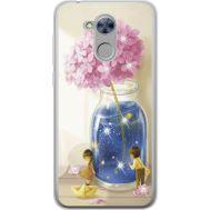 Силиконовый чехол BoxFace Huawei Honor 6A Little Boy and Girl (934983-rs18)