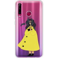 Силиконовый чехол BoxFace Huawei Honor 10i Just a Girl (37080-cc60)