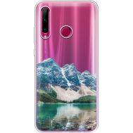Силиконовый чехол BoxFace Huawei Honor 10i Blue Mountain (37080-cc68)