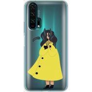 Силиконовый чехол BoxFace Huawei Honor 20 Pro Just a Girl (38273-cc60)