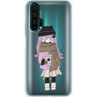 Силиконовый чехол BoxFace Huawei Honor 20 Pro Winter Morning Girl (38273-cc61)