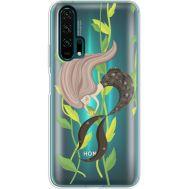 Силиконовый чехол BoxFace Huawei Honor 20 Pro Cute Mermaid (38273-cc62)