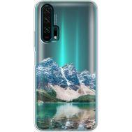 Силиконовый чехол BoxFace Huawei Honor 20 Pro Blue Mountain (38273-cc68)