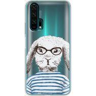 Силиконовый чехол BoxFace Huawei Honor 20 Pro MR. Rabbit (38273-cc71)