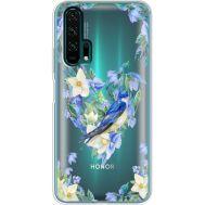 Силиконовый чехол BoxFace Huawei Honor 20 Pro Spring Bird (38273-cc96)