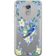 Силиконовый чехол BoxFace Huawei Honor 6A Spring Bird (34983-cc96)