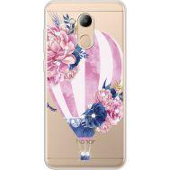 Силиконовый чехол BoxFace Huawei Honor 6C Pro Pink Air Baloon (934984-rs6)