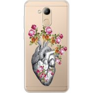 Силиконовый чехол BoxFace Huawei Honor 6C Pro Heart (934984-rs11)