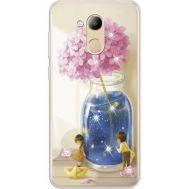 Силиконовый чехол BoxFace Huawei Honor 6C Pro Little Boy and Girl (934984-rs18)