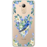 Силиконовый чехол BoxFace Huawei Honor 6C Pro Spring Bird (34984-cc96)