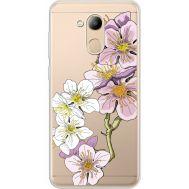Силиконовый чехол BoxFace Huawei Honor 6C Pro Cherry Blossom (34984-cc4)