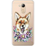 Силиконовый чехол BoxFace Huawei Honor 6C Pro Winking Fox (34984-cc13)