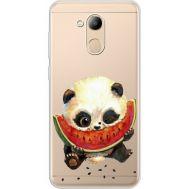 Силиконовый чехол BoxFace Huawei Honor 6C Pro Little Panda (34984-cc21)