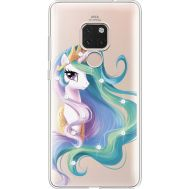 Силиконовый чехол BoxFace Huawei Mate 20 Unicorn Queen (935636-rs3)